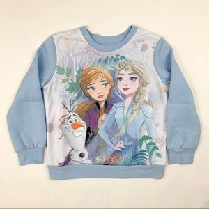 Other - Disney's Elsa and Ana sweatshirt